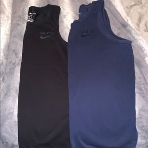 Pack of two Nike tank tops